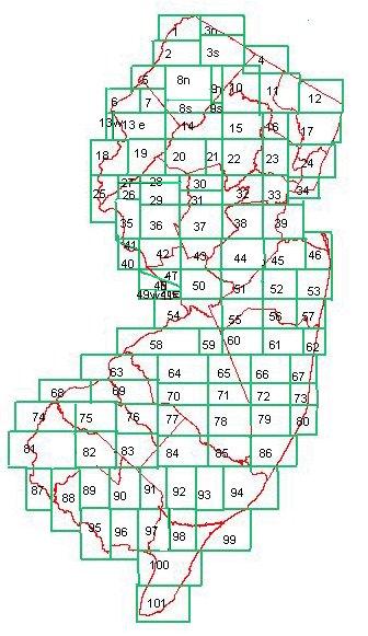 Map Index