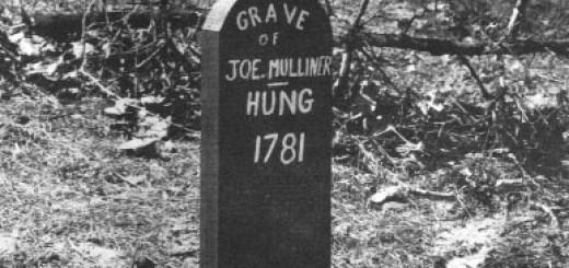 Mulliner Grave